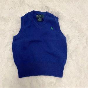 Polo Ralph Lauren boy sweater vest